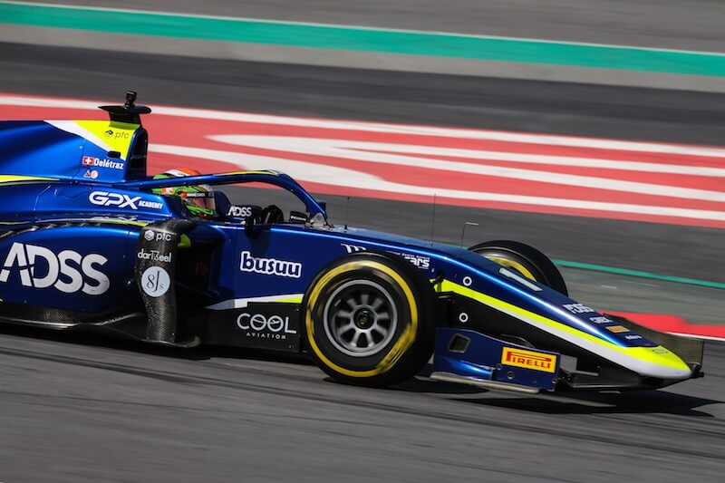 Language learning app busuu to support Delétraz for 2019 F2 title challenge