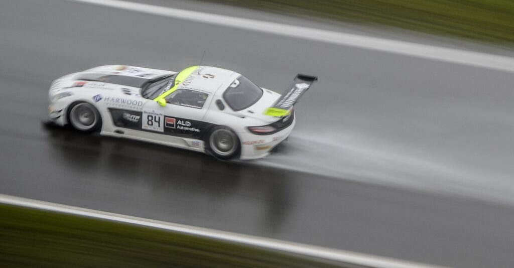 P8 for Primat in rain-lashed Nurburgring finale