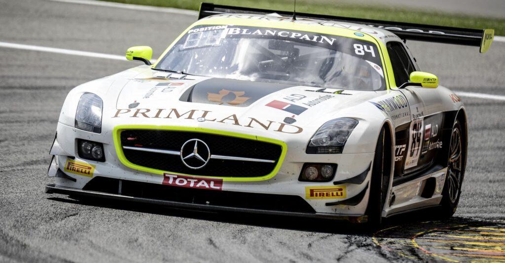 Primat poised for Nurburgring Blancpain Endurance Series finale