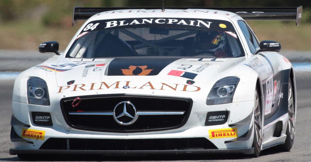 Season's best Blancpain Endurance Series result for Primat at Paul Ricard
