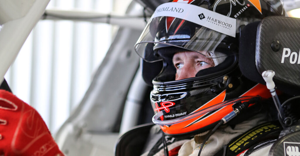 Primat primed for Mount Panorama rollercoaster