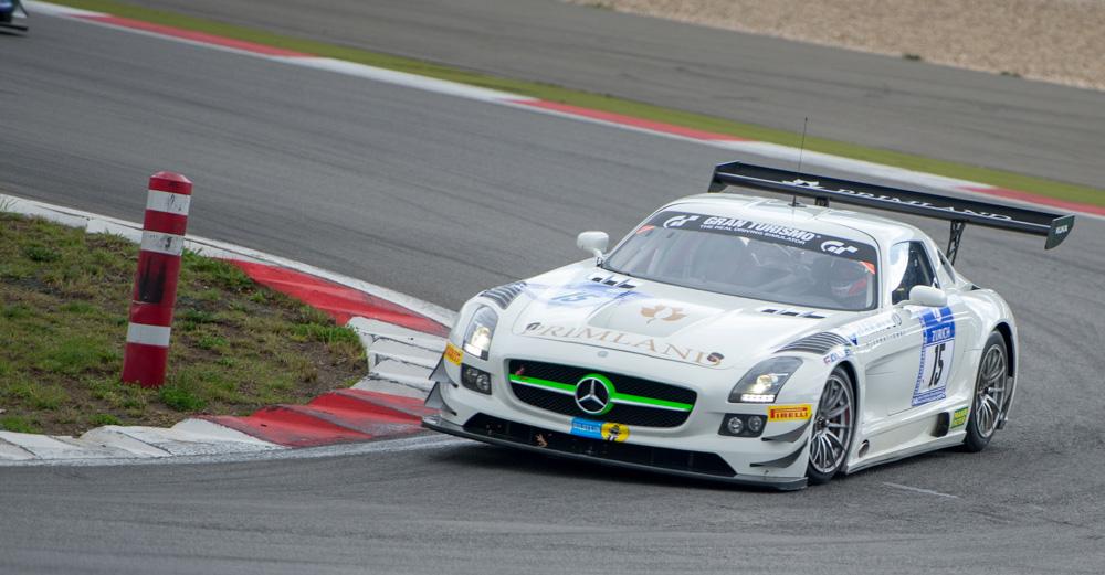 Primat qualifies for Nurburgring 24-Hours ahead of Blancpain series opener
