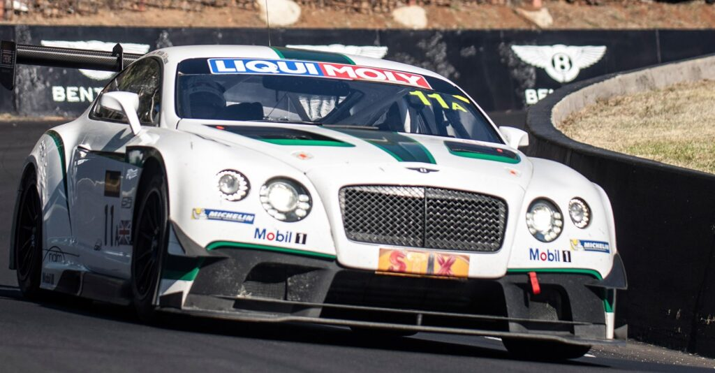 Primat taking the positive from problematic Bathurst 12-Hour