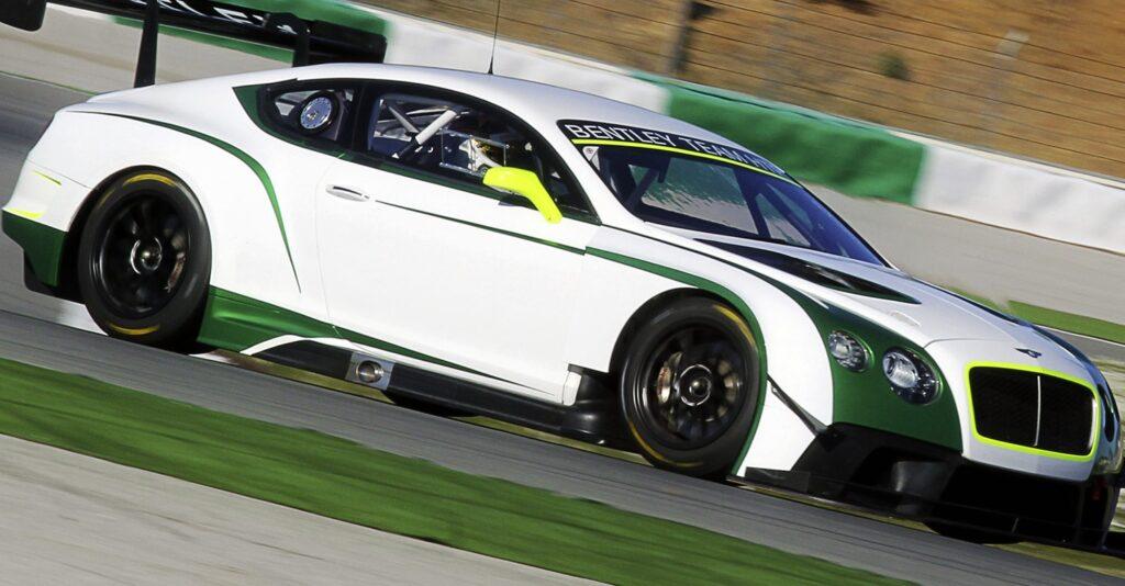 Primat set for international GT assault as part of Bentley Team HTP line-up