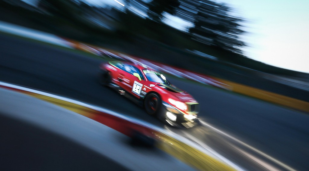 Primat scoops another 24-Hour top-five at Spa-Francorchamps