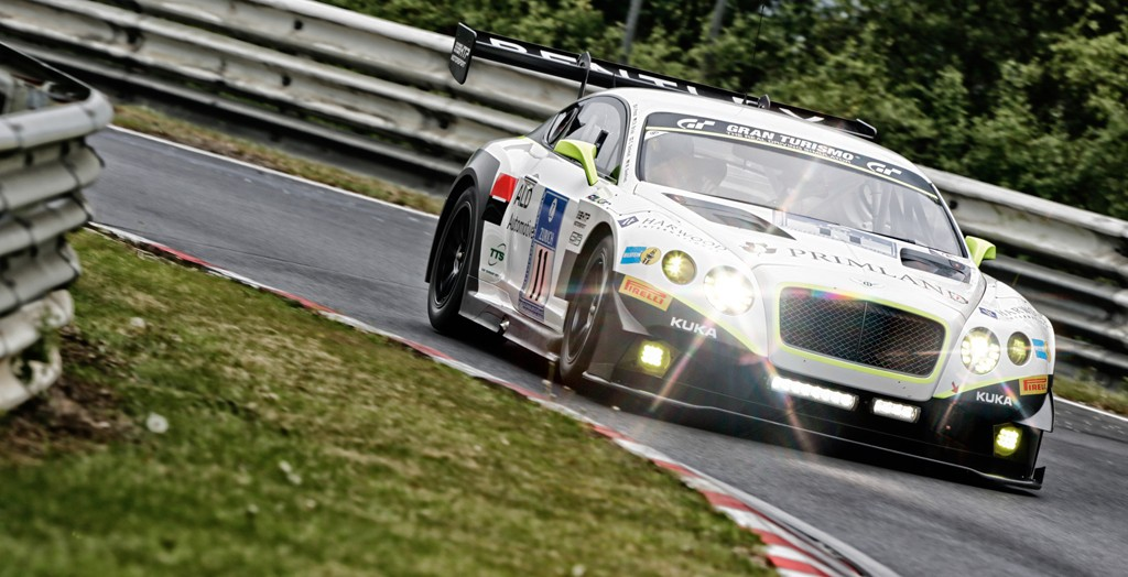 Primat determined to bounce back with good result at Spa 24 Hours