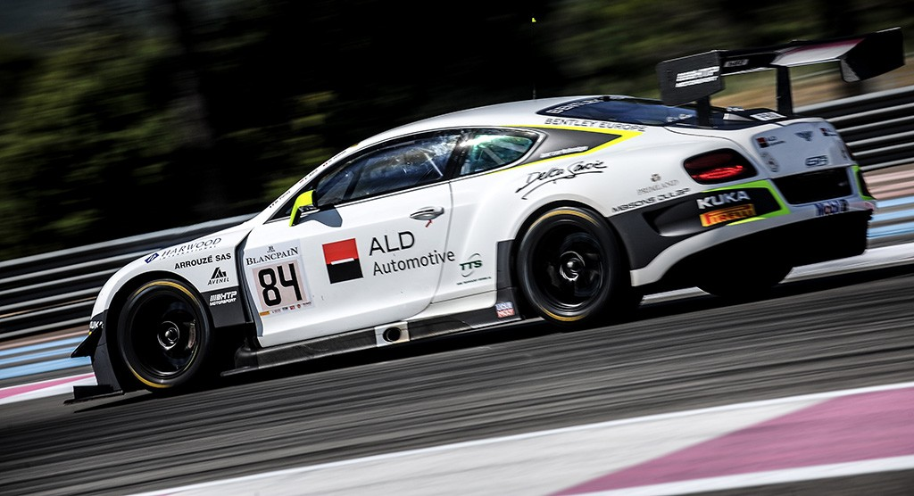 Primat's podium chance goes begging at Paul Ricard