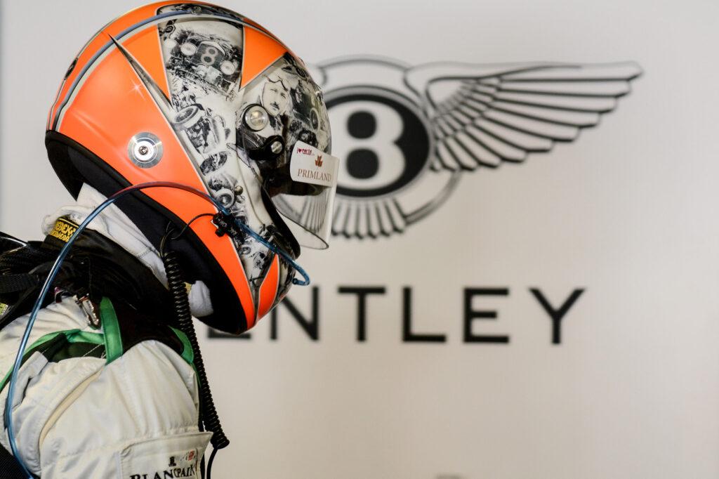 Bad luck denies Primat points finish in Monza Blancpain opener