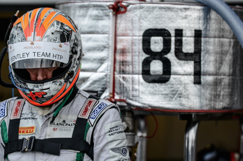 Primat and Bentley Team HTP again denied Blancpain Endurance Series finish