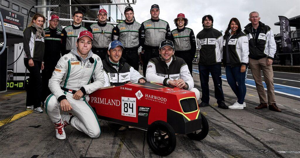 Primat punted into retirement at Blancpain Endurance Series finale