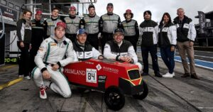 Primat punted into retirement at Blancpain Endurance Series finale