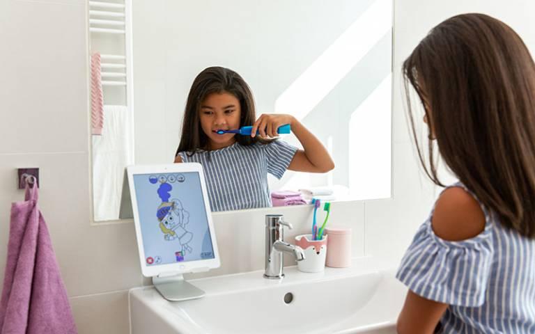 Playbrush: UCL graduates revolutionise toothbrushing for children